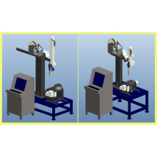Square or Round Flange Automatic Welding Robot