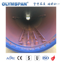 ASME standard cement AAC brick treatment autoclave