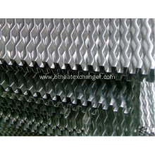 Aluminum Radiator Fins- Big Pitch Corrugated Fin
