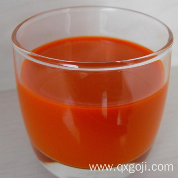 Ningxia Certified Hot sale concentrated goji juice