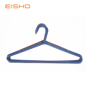 EISHO Plant Rattan Metal Rope Hangers For Clothes