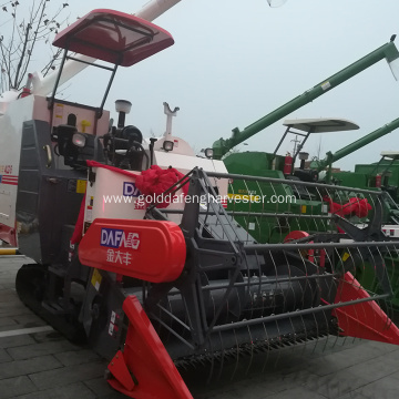 Wholesale less impurities rice harvester selling in Iran