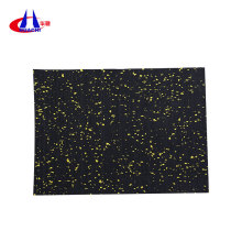 China Gold Supplier for Exercise Composite Rubber Mats No smell epdm rubber gym flooring supply to India Suppliers