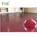 Garage Floor Epoxy Acrylic Flakes Coating