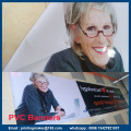 Waterproof Digital Vinyl Banner Printing with Grommets