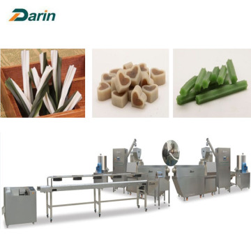 2018 New condition dog snacks food extrusion equipment