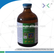 Manufacturer of for Lincomycin Hydrochloride Powder Lincomycin 5% and Spectinomycin 10% Injection export to Netherlands Factory