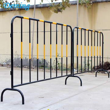 Powder Coated Security Traffic Crowd Control Barrier