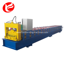 Wall&roof used joint hidden roll forming machine