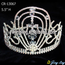 Fashion Rhinestone Beauty Queen Crowns