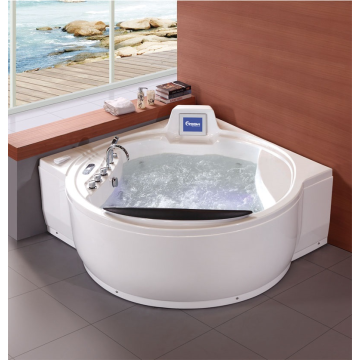 Double Person Luxury Indoor TV  Bathtub