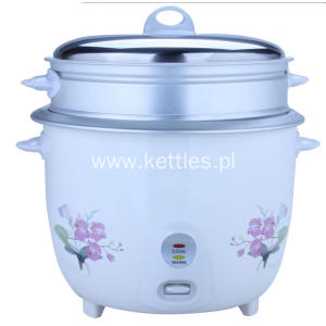 Wholesale PriceList for  Drum type rice cooker with steamer export to Albania Manufacturers