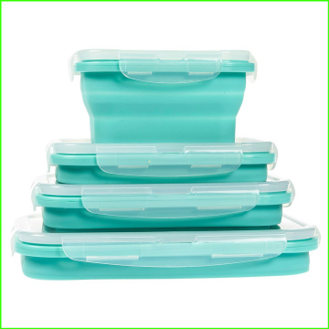 Silicone Food Storage Containers