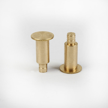 CNC Custom Machining Brass Screw Bolt