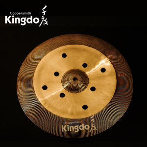 "Professional High Quality for Bronze China Cymbals B20 16"" China Cymbals Effect Cymbals supply to Spain Factories"