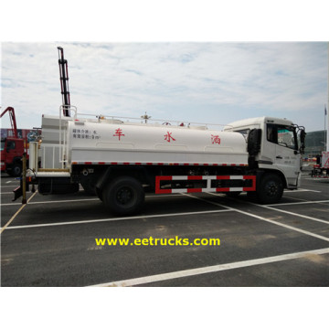 4x2 2500 Gallon Bulk Water Tankers