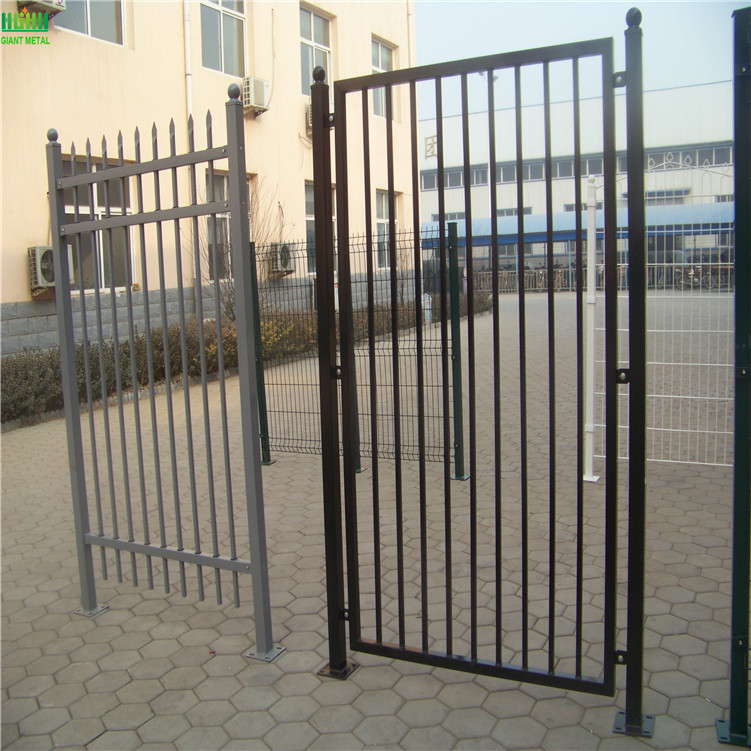 Cheap Powder Coating Wrought Iron Fencing Lowes