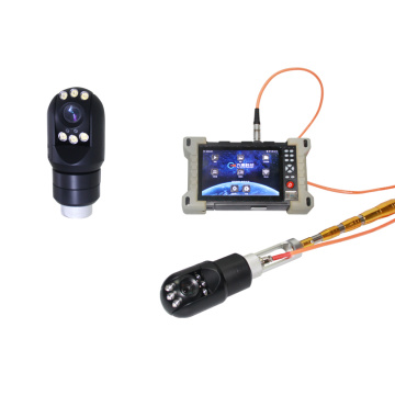 Push Rod Water Pipe Video  inspection Camera