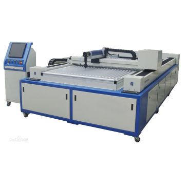 2000w cnc Fiber Laser Cutting Machine With Raycus