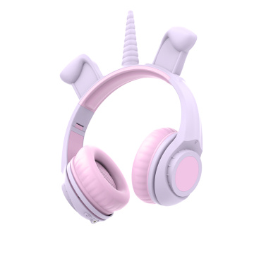 Newest Rechargeable Headphone Colorfull Kids