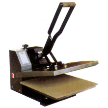 Head-shaking manual heat transfer machine