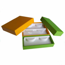 Custom Lid And Base Style False Eyelash Boxes