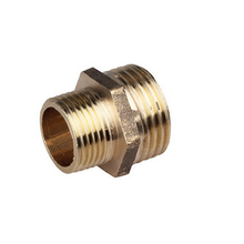 Reducing Brass Joint Fittings