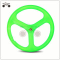 super light magnesium alloy fixed gear bike integrated wheel fixie bicycle wheel