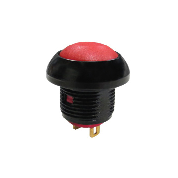 Sub-Miniature On Mom LED Pushbutton Switch
