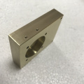 High quality cnc brass machining milling parts