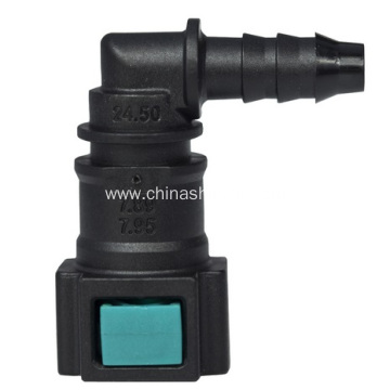 Conductive Quick Connector 7.89mm(5/16SAE)90°