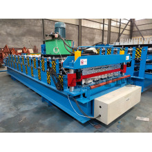 Wholesale Price for Double Roll Forming Machine Double Deck Roof And Wall Tile Making Machine supply to Estonia Factories