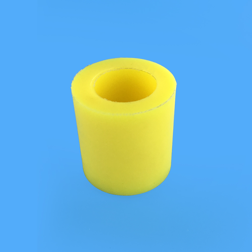 Lubricant Natural/Yellow Excellent Quality Cast Nylon Tube