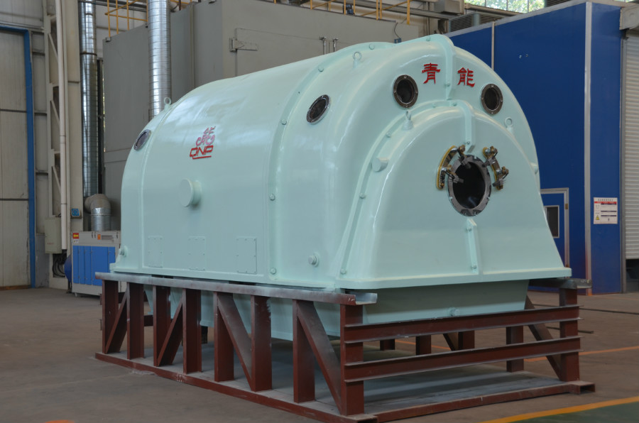 Steam Turbine Generator 32