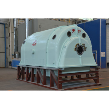 Steam Turbine and Generator from QNP