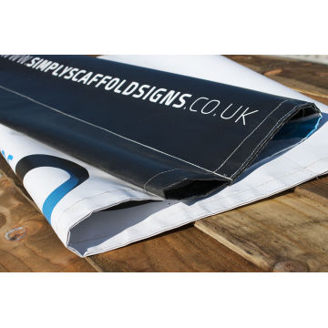 UV Protected  Custom Printed PVC Vinyl Banners