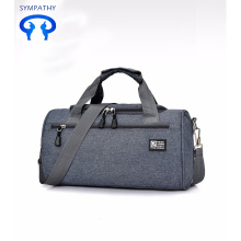 Canvas bag men's bag shoulder bag leisure handbag