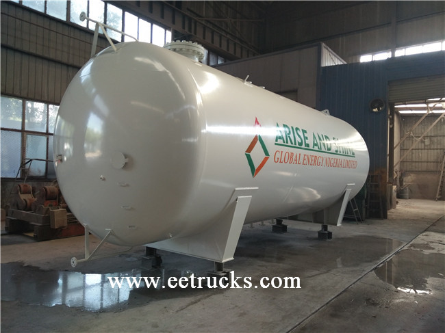 60000L Aboveground LPG Storage Tanks