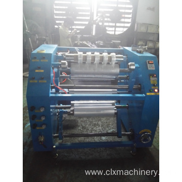 Cling Film Slitter Machine
