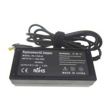19V 3.42A 65W Laptop Power Adapter For BENQ