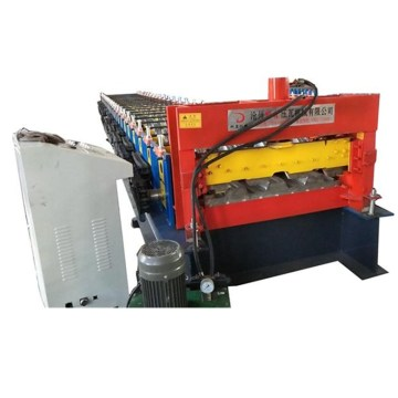 Floor Decking Profile Making Machines