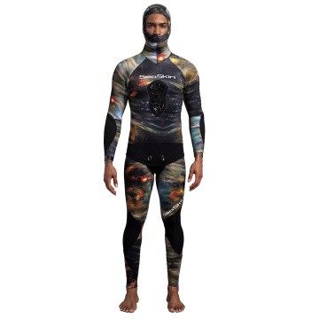 Seaskin 7mm Yamamoto Super Stretch Spearfishing Wetsuits