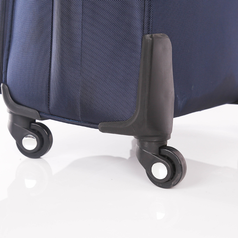 waterproof fabric luggage trolley