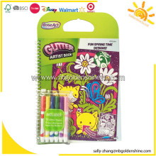 RoseArt Glitter Artist Coloring Book