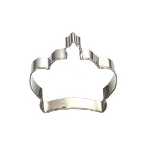 Professional High Quality for Cookie Cutters crown shaped stainless steel cookie cutter export to South Korea Wholesale