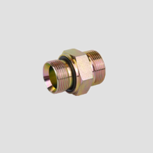 Professional for Female Adapters BSP male 60°seat-BSP male o-ring adapters export to Spain Manufacturer