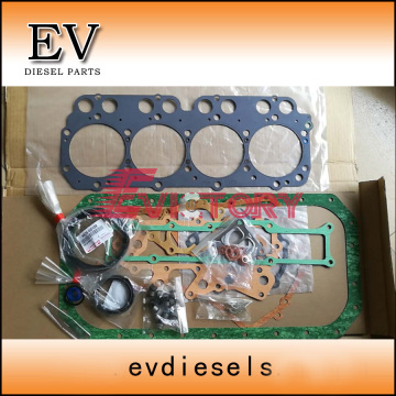 HINO full complete gasket kit F17C F17D F17E