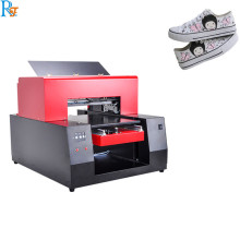 Small Format Shoes Flatbed Printer