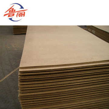 1220X2440mm 3mm hardboard for  decoration
