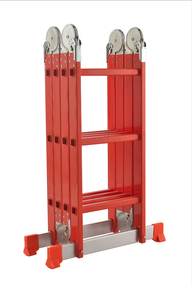 Best quality aluminum folding ladder (3)